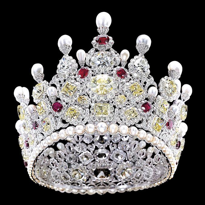 jewelry gallery crown jewels